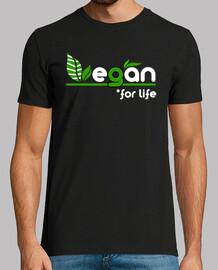 végétalien pour la vie