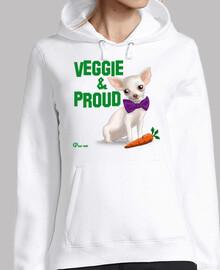végétarien and fier