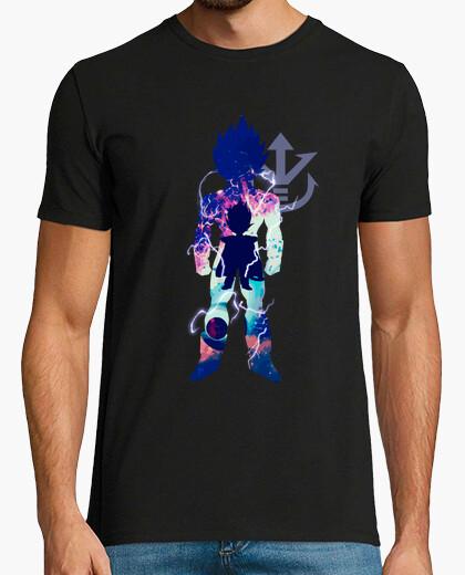 Vegetas shadow t-shirt
