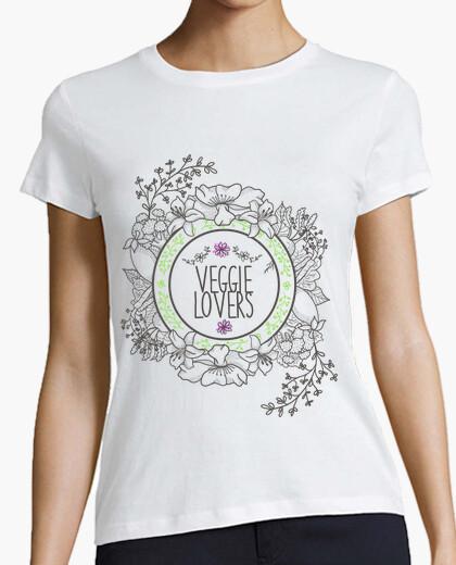 Camiseta Veggie lovers