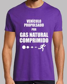 véhicules au gaz naturel comprimé