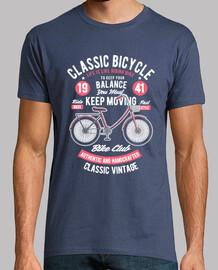 vélo clessique
