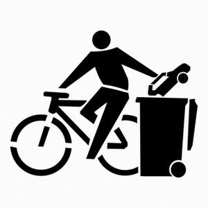 Tee-shirts Vélo écolo