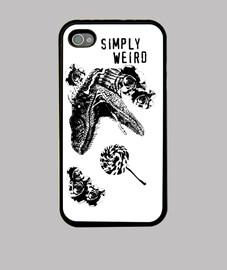 Velociraptor come-piruletas (iPhone 4)