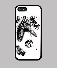 Velociraptor come-piruletas (iPhone 5)