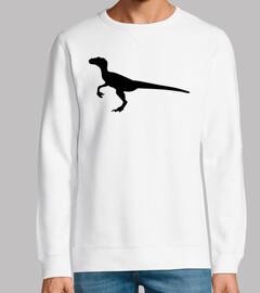 velociraptor dinosaurio