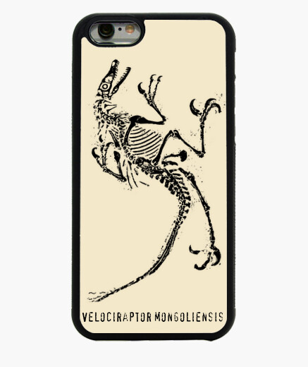 Funda iPhone 6 Velociraptor funda