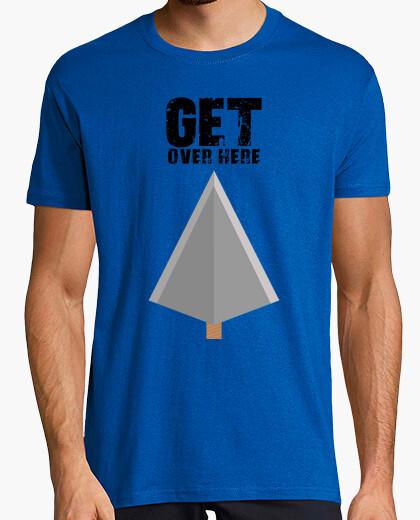Camiseta ¡ven aquí!