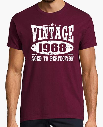 Camiseta vendimia 1968