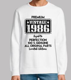 vendimia 1986