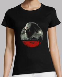 vendredi en chemise de sang de campement womens