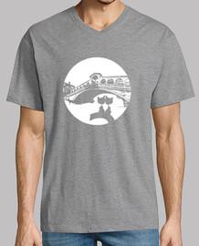 Venecia puente Rialto Moon Love bla
