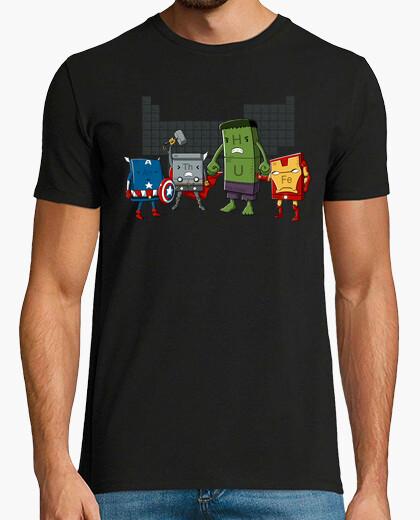 Camiseta Vengadores Químicos