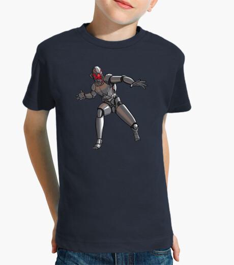 Ropa infantil Vengadores: Ultron camiseta niño