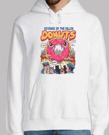 venganza de los donuts asesinos