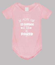 Vengo da Parigi