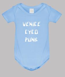 Venice Punk white/blue