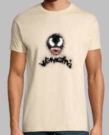 6541bc7d3 Camisetas VENOM SPIDERMAN más populares - LaTostadora