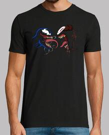 Venom vs Kaonashi