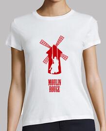 vente !!! shirt femmes - moulin rouge
