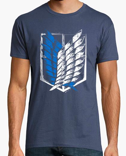 Tee-shirt vents de liberté