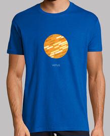 Venus. Solar System planets