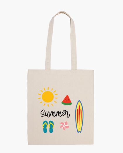Bolsa verano / playa / sol / surf