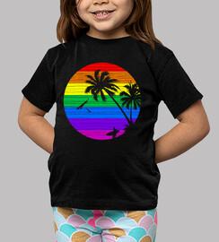 verano arcoiris