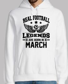 verdaderas leyendas del fútbol nacen en