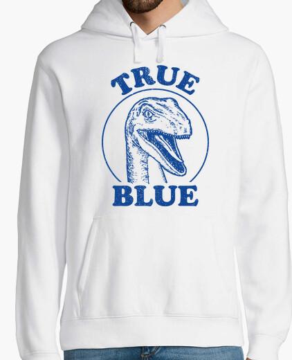 Jersey verdadero rapaz jurásico azul del mundo
