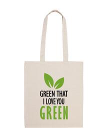 verde che ti amo verde