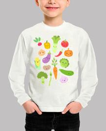 Verduras Felices