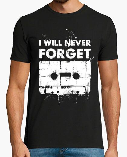 T-Shirt vergiss niemamals 3