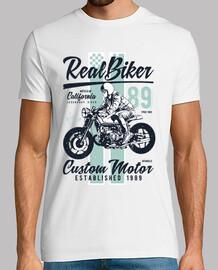 vero motociclista