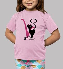 Versàtils Logo Camiseta Niña Manga Corta