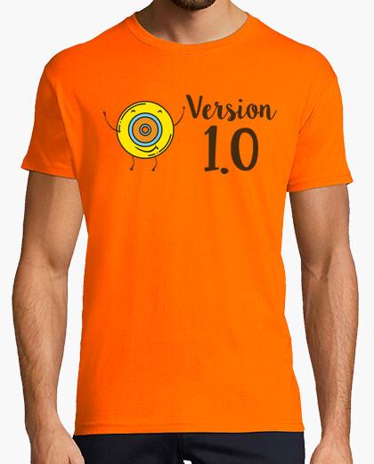 Tee-shirt Version 1.0