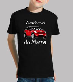 Versión mini de Mamá (letras blancas)