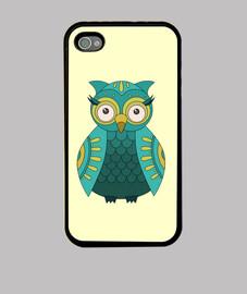 vert hibou iphone