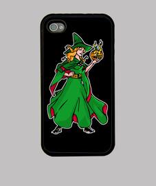 vert sorcière wicca
