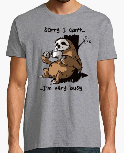 Camiseta Very busy