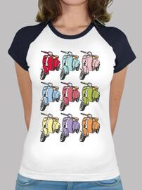 vespas (couleurs cru)