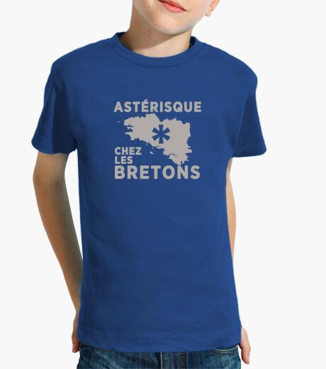 Vêtements enfant Astérisque chez les Bretons
