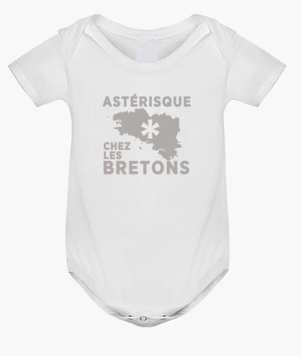 Vêtements enfant Astérisque chez les Bretons - babygouden bébé
