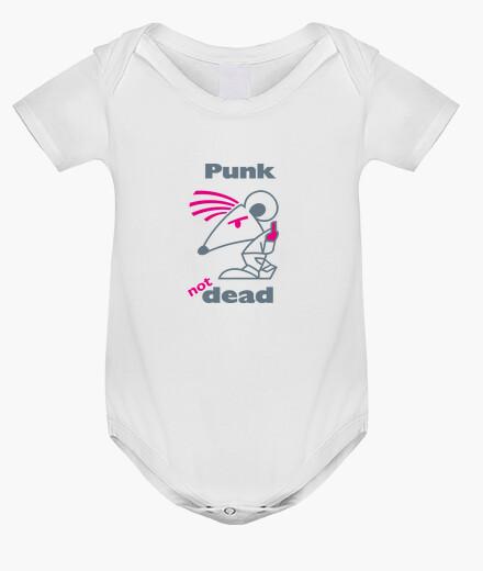 Vêtements enfant BABY Punk Not Dead rose...
