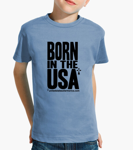 Vêtements enfant Born In The USA