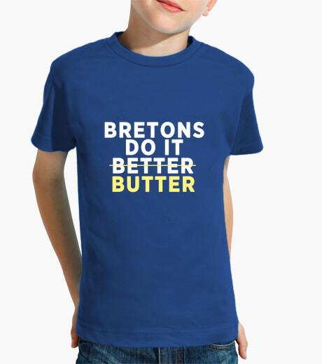 Vêtements enfant Bretons do it butter
