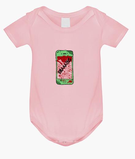 Vêtements enfant corps bébé zombiephone