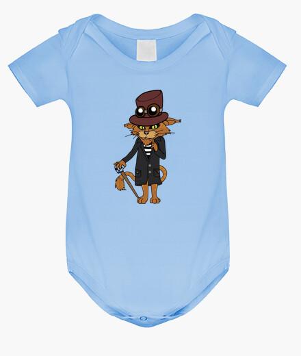 Vêtements enfant corps steamcat