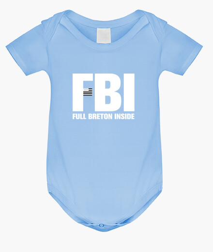 Vêtements enfant FBI, Full Breton Inside