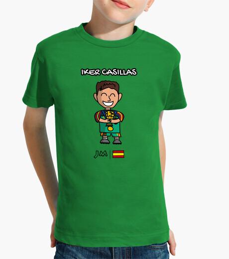 Vêtements enfant iker casil les - gardien espagnol